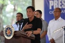 Philippines' Duterte Tells Police, Soldiers Not to Cooperate In Any Drug War Probe
