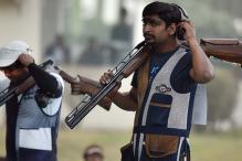 Ankur Mittal Wins Gold Medal in Asian Shotgun Championship