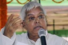 Lalu Jailed, Congress Says Alliance is With RJD, Not a Particular Individual
