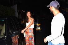 Who's The Mystery Girl With Actor Prateik Babbar?