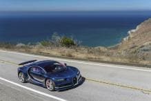 Bugatti Chiron Fuel-Economy Ratings Officially Released