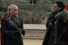 Game Of Thrones: Emilia Clarke, Kit Harrington Open Up About Their Sex Scene