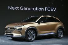 Hyundai Bets Hard on Hydrogen, Showcases Next Gen Tucson ix35 FCEV