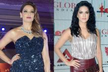 Bipasha Basu, Sunny Leone at Globoil India Awards 2017