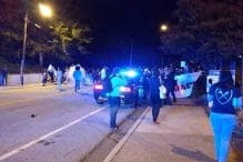 Police, Protesters Clash After Vigil For Slain Georgia Tech Student