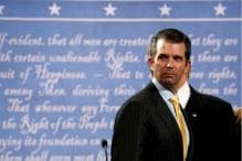 Trump's Son Says Met Russian Lawyer for Damaging Information on Clinton: NYT