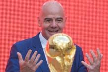 India Now a Football Country: FIFA Chief Infantino
