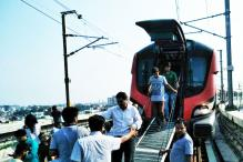 Nightmare Launch for Lucknow Metro, 2 Trains Abandon Trips