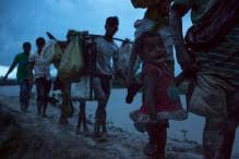 Myanmar 'Building Military Bases' Where Rohingya Homes and Mosques Once Stood