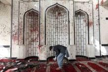 Smell of Blood and Flesh in Kabul's Shiite Mosque Hit by IS Suicide Bomber
