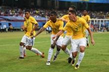 FIFA U-17 World Cup: Brazil Coach Lauds Team And The Packed Salt Lake Stadium