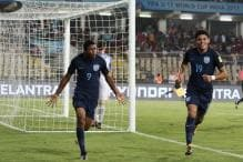FIFA U-17 World Cup: Brewster Nets Hat-trick As England Enter Semis