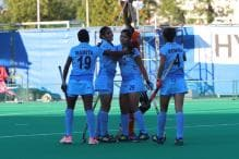 Women's Hockey: India Edge Past Korea, Take 2-0 Series Lead