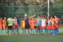 FIFA U-17 World Cup: Watch Team India Going Through the Paces at JLN!