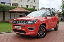 Jeep Compass Customized to Look Like Grand Cherokee SRT