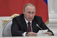 Vladimir Putin Says 'Nonsense' to Think Russia Would Poison Spy in Britain