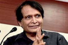 Suresh Prabhu Gets Additional Charge of Civil Aviation Ministry