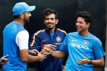 Rohit Interviews Chahal & Kuldeep About Girls, Hobbies & Actresses