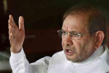 Delhi HC Denies Interim Stay on Sharad Yadav's Disqualification as MP