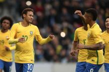 Brazil World Cup Boost as Neymar to Return in