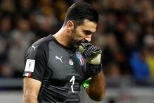 Legendary Gianluigi Buffon to Return for Italy Against England And Argentina