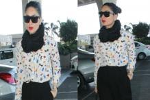 Kareena Kapoor Khan Looks Like A Boss Lady As She Arrives In Style At Mumbai Airport