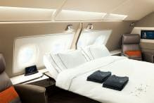 Singapore Airlines Launches Private Suites, Double Beds And Swivel Chairs on A380s