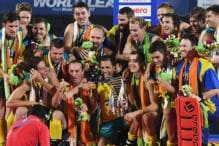 Clinical Australia Sink Argentina 2-1, Defend Hockey World League Final Title