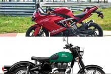 TVS Apache RR 310 Vs Royal Enfield Classic 350: Specs, Price and Features