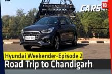 Hyundai Weekender (Part 2) | Hyundai Verna Goes to Chandigarh | Road Trip India