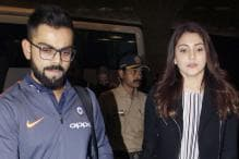 Anushka Strikes a Pose With Dhawan's Wife As Virat Flaunts Bhangra Moves in Cape Town