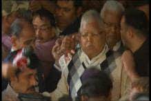 Fodder Scam Verdict: Lalu Yadav Back in Jail; Congress Says CBI Acting Like Centre's 'Pet Parrot'