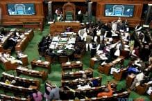 Two Bills Passed in Lok Sabha Amid Protests as Proceedings Remain Paralysed