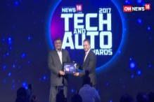 Tech and Auto Show Awards 2017