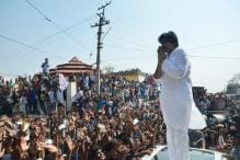 Once Against Bifurcation of Andhra, Pawan Kalyan Launches Political Journey From Telangana