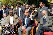 Four Dissenting Judges to Meet CJI Again, This Time With a Proposal