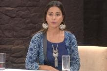 Hina Khan's First Picture From Smart Phone Will Remind You of Anushka's Look in Sui Dhaaga; See Pic