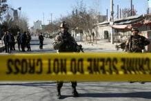 Suicide Bomber Targets Kabul's Diplomatic Area, Two Killed