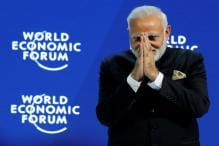 'India is Replacing Red Tape With Red Carpet': Modi's Investment Pitch in Davos