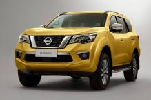 Nissan Announces All-New Terra Frame SUV