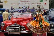 Classic Cars Gallery by Heritage Motoring Club of India at Auto Expo 2018