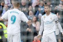 'BBC' Resumes Normal Service as Real Madrid Thrash Alaves