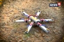 Move Over 3 Idiots, This 16-Yr-Old is Real Life 'Rancho' Making Drones