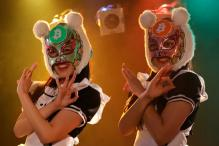 In Pictures: Meet Japan's 'Virtual Currency Girls'