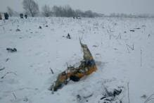 Russian Plane Crashes After Moscow Takeoff, All 71 on Board Dead