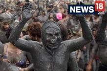 Watch: The Brazilian Mud Party that is an International Event