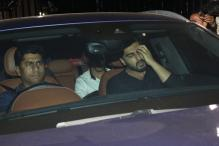 Sridevi's Last Rites: Arjun Kapoor, Anshula Kapoor Arrive at Boney Kapoor's Residence