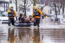 Heavy Rains, Melting Snow Cause Flooding in the US Midwest