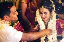 Indian Techie Gets Hitched to Italian Woman as Tamil Music Plays on Background