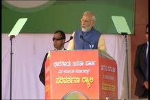 Countdown for Congress' Ouster from Karnataka has Started, Says PM Narendra Modi in Bengaluru